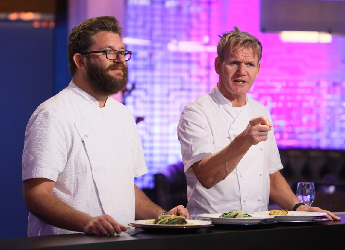 Hell's Kitchen - Season 14 Episode 03: 16 Chefs Compete
