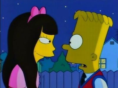 The Simpsons - Season 6 Episode 07: Bart's Girlfriend