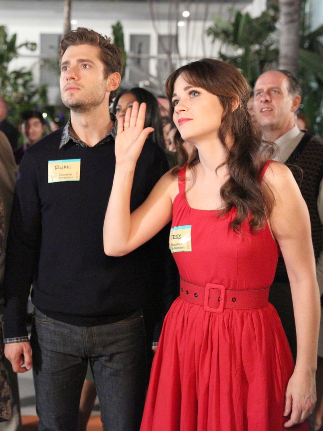 New Girl - Season 4 Episode 08: Teachers