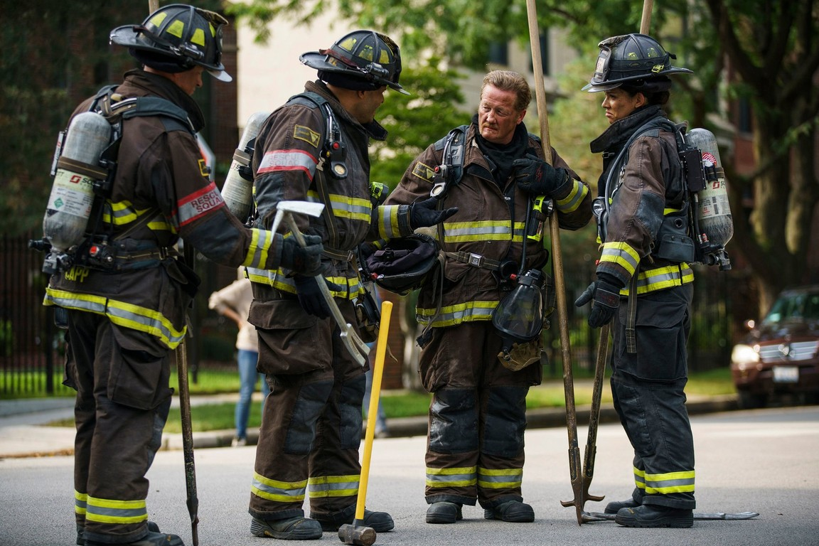 Chicago Fire - Season 5 Episode 05: I Held Her Hand