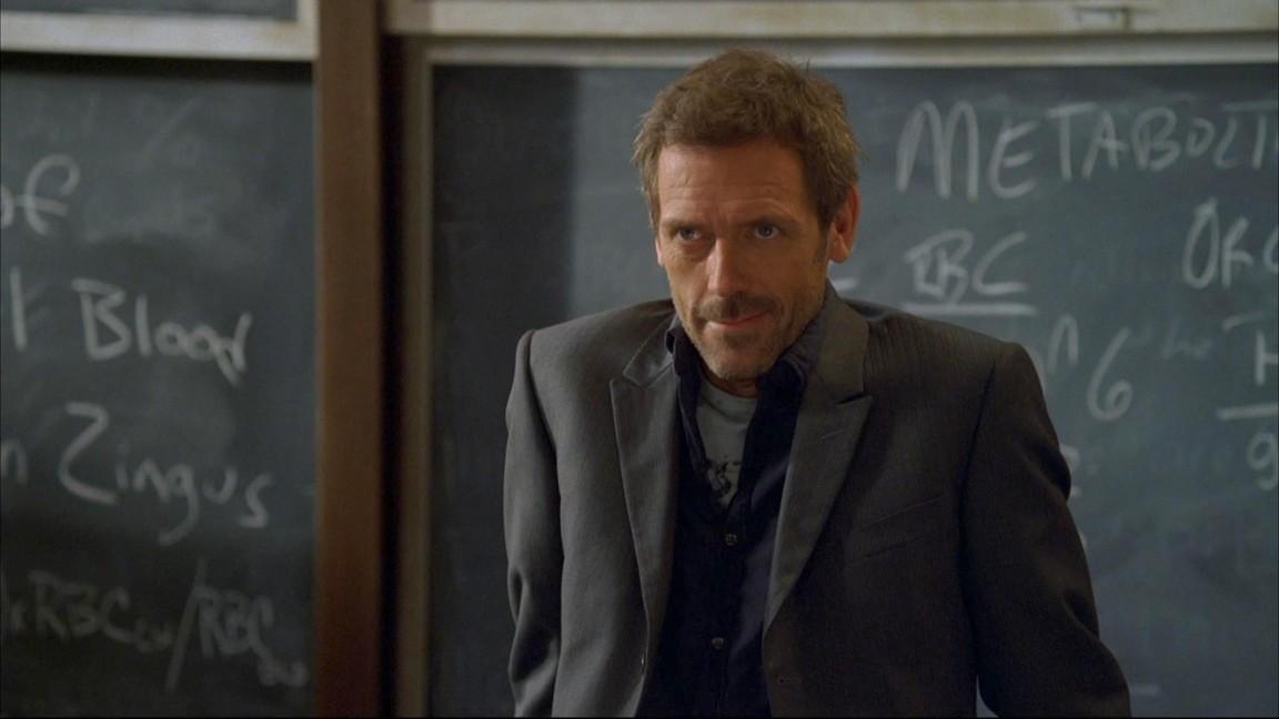 House M.D. - Season 4 Episode 09: Games