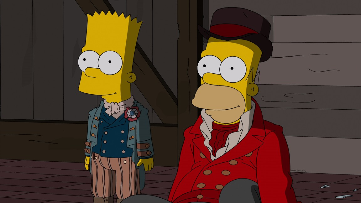 The Simpsons - Season 25 Episode 19: What To Expect When Bart's Expecting