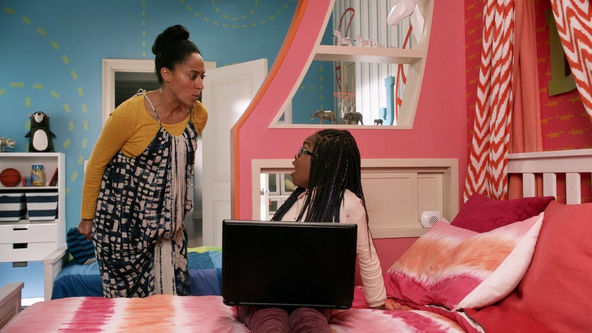 Black-ish - Season 3 Episode 11: Their Eyes Were Watching Screens