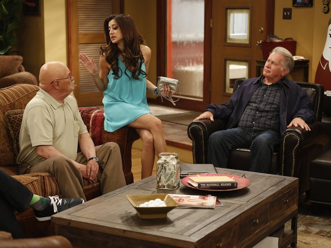 Anger Management - Season 1 Episode 09: Charlie's Dad Visits