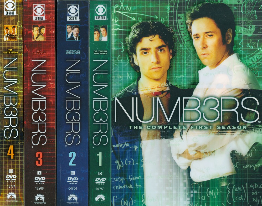 Numb3rs - Season 3 Episode 07: Blackout