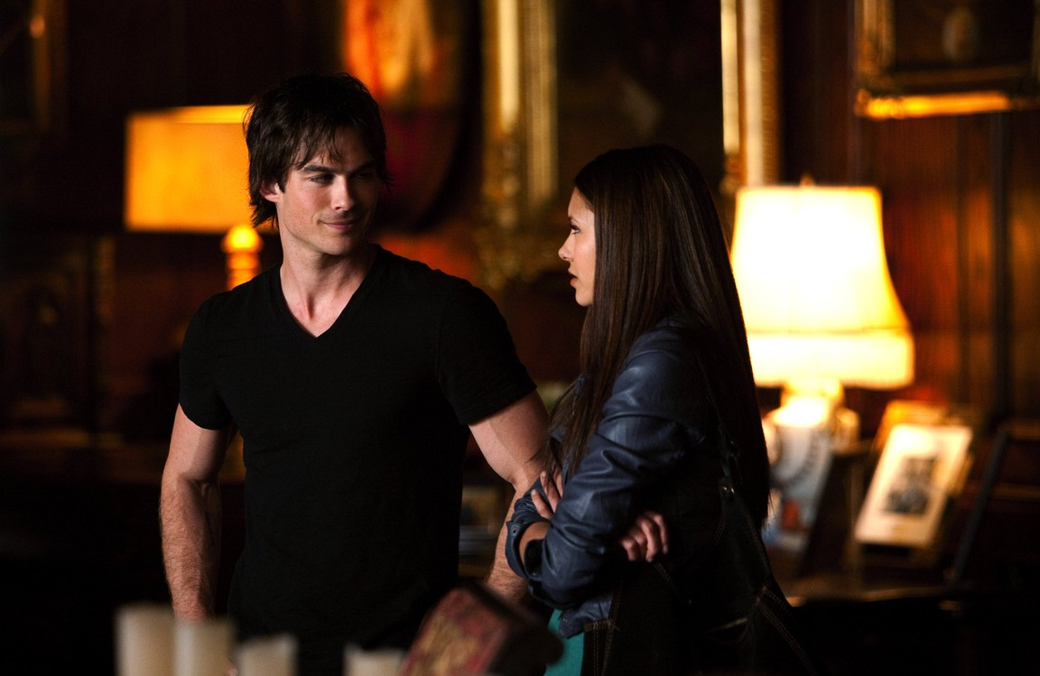 The Vampire Diaries - Season 1 Episode 02: The Night of the Comet