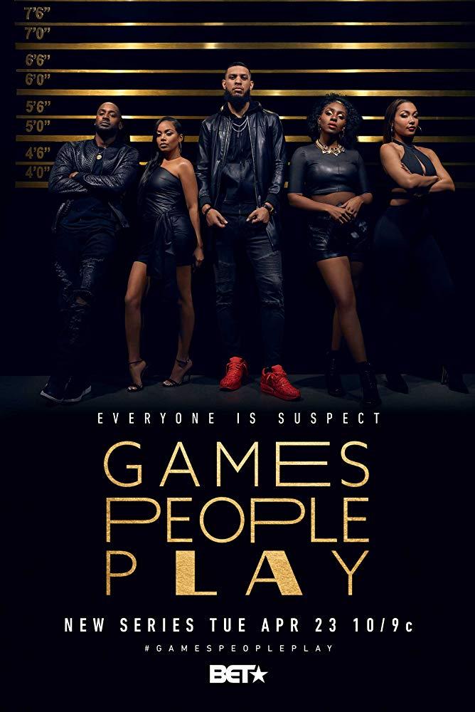 Games People Play - Season 1