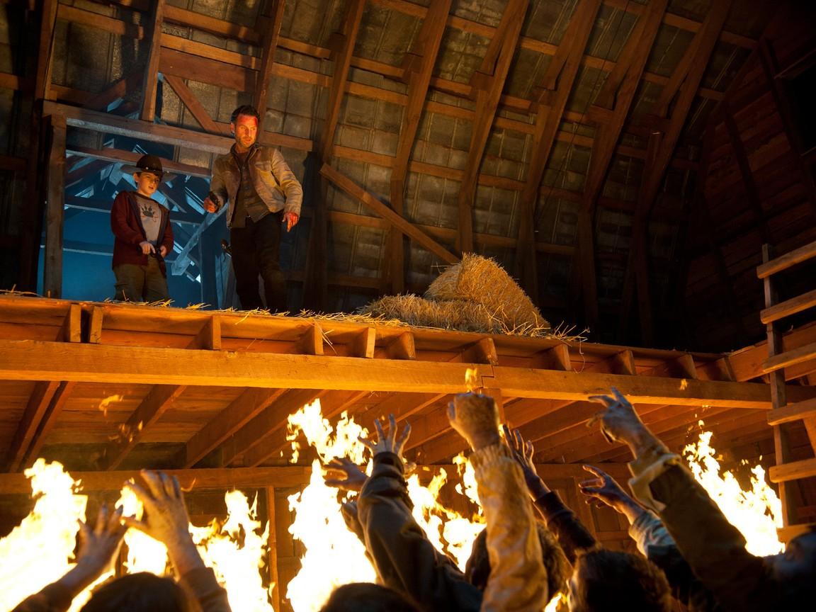 The Walking Dead - Season 2 Episode 13: Beside the Dying Fire