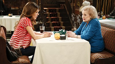 Hot in Cleveland - Season 5 Episode 09: Bad George Clooney