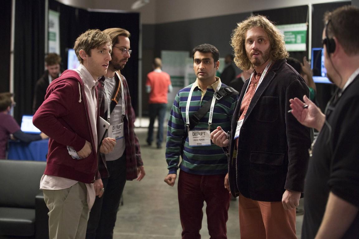 Silicon Valley - Season 1 Episode 8 : Optimal Tip-to-top Efficiency