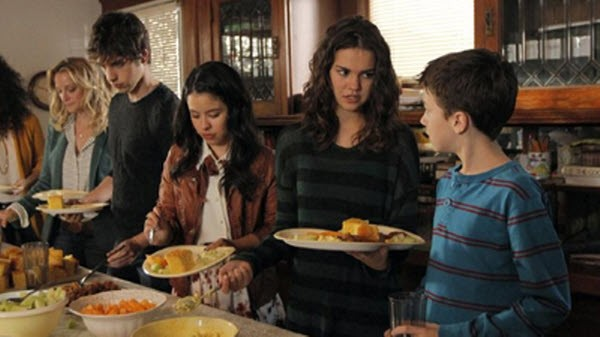 The Fosters - Season 1 Episode 14: Family Day