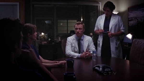 Greys Anatomy - Season 9 Episode 03: Love the One You're With