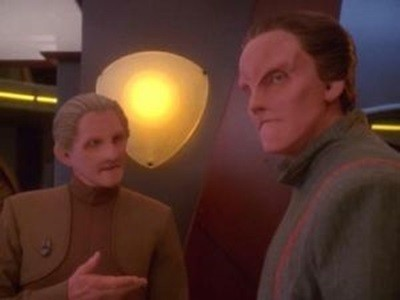 Star Trek: Deep Space Nine - Season 7 Episode 14: Chimera