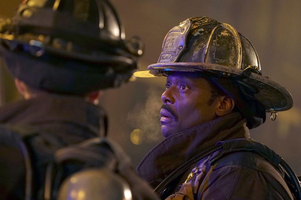 Chicago Fire - Season 5 Episode 15: Deathtrap