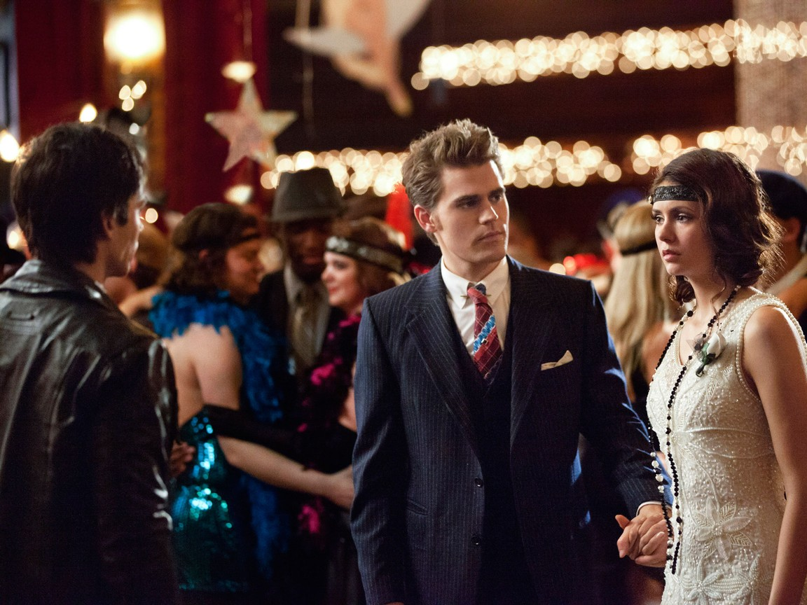The Vampire Diaries - Season 3 Episode 20: Do Not Go Gentle