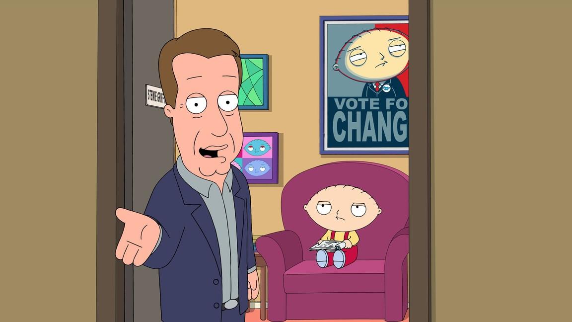 Family Guy - Season 15 Episode 10: Passenger Fatty-7