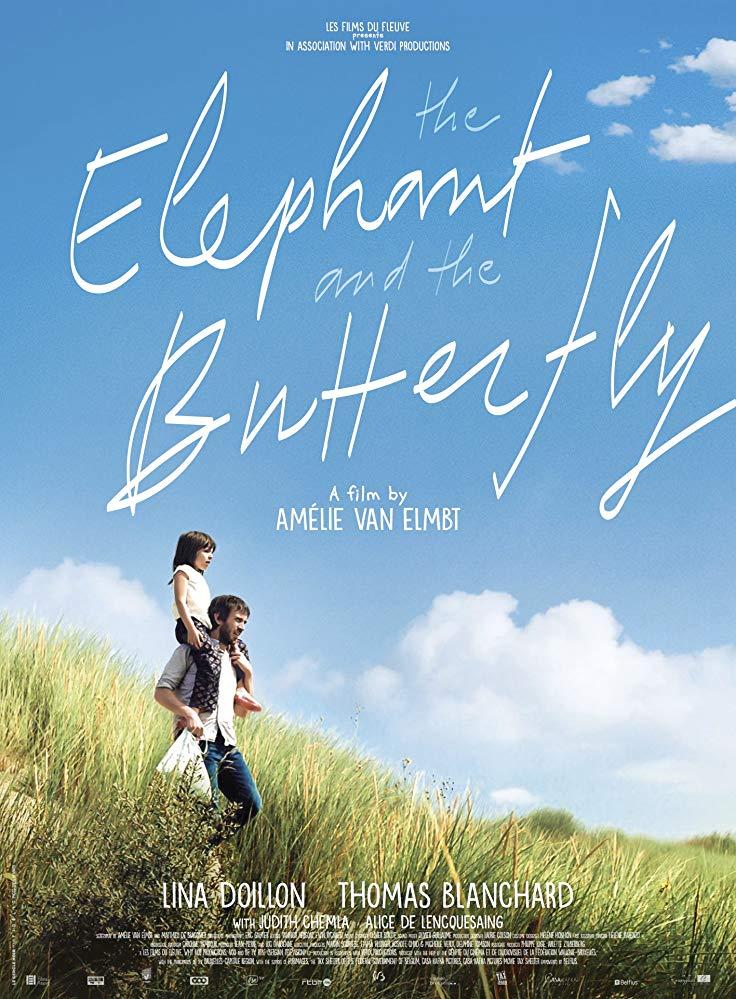The Elephant and the Butterfly (Drôle de père) [Sub: Eng]