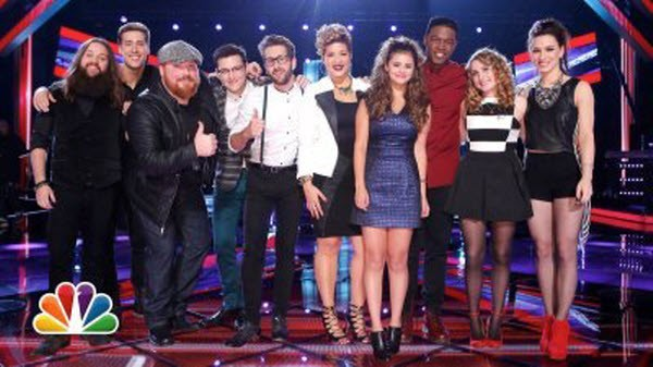 The Voice (US) - Season 9 Episode 22: Live Top 10 Performances