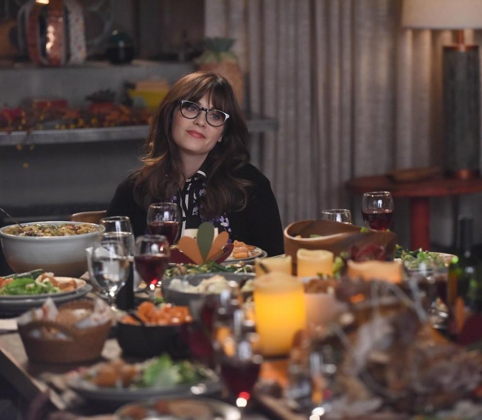 New Girl - Season 6 Episode 07: Last Thanksgiving