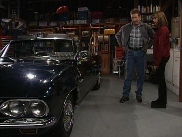 Home Improvement - Season 8 Episode 08: Tim's First Car