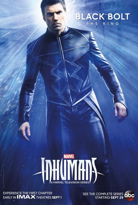 Marvel's Inhumans - Season 1