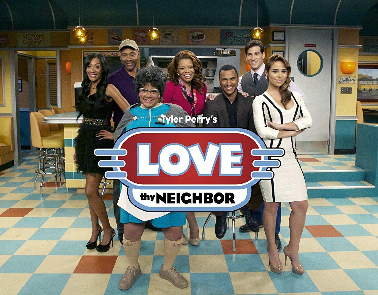Love Thy Neighbor - Season 1