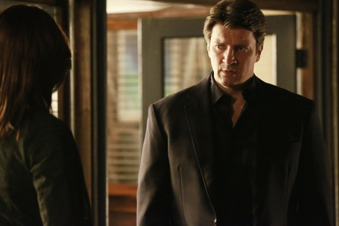 Castle - Season 8 Episode 18: Backstabber