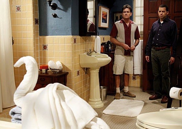 Two and a Half Men - Season 8 Episode 09: A Good Time in Central Africa