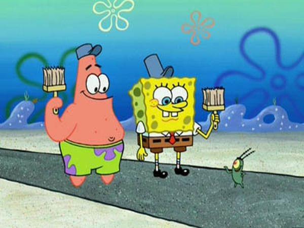 SpongeBob SquarePants - Season 5 Episode 12: Bucket Sweet Bucket