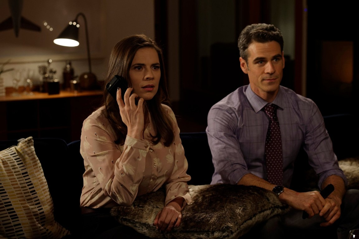 Conviction - Season 1 Episode 11: Black Orchid