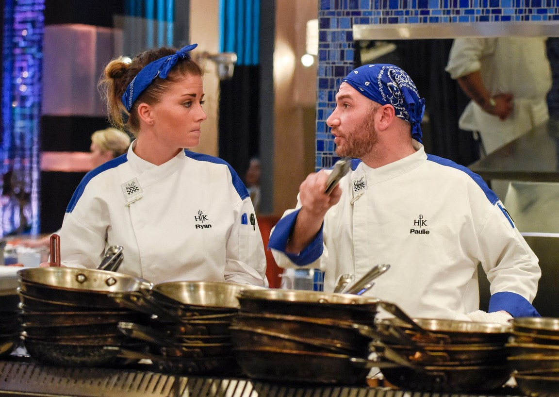 Hell's Kitchen - Season 16 Episode 12: Fusion Confusion