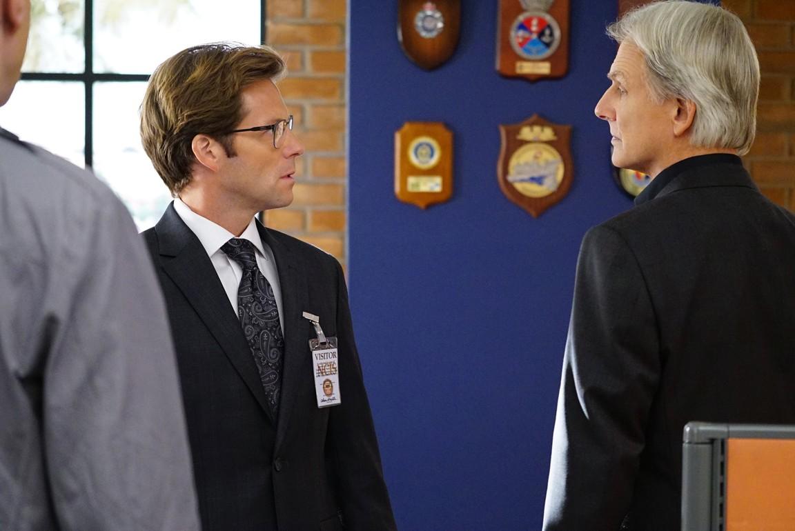 NCIS - Season 13 Episode 09: Day in Court