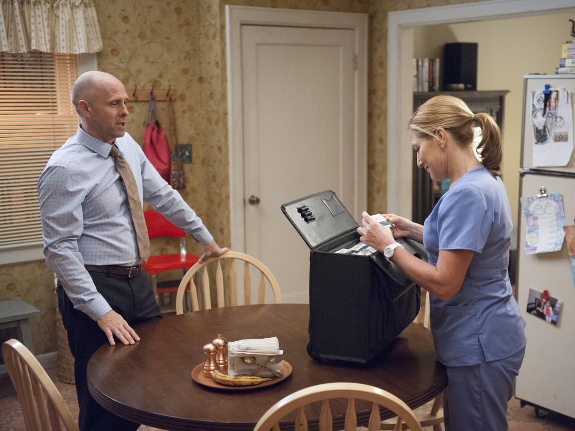Nurse Jackie - Season 7 Episode 4: Nice Ladies