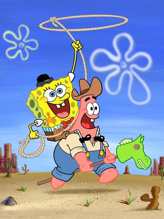 SpongeBob SquarePants - Season 5 Episode 31-32: Pest of the West