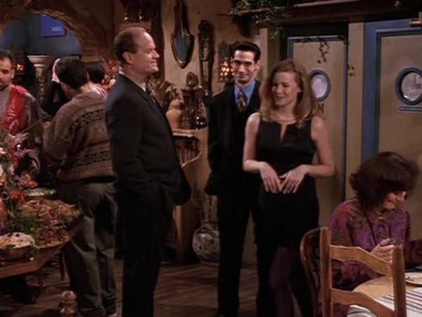 Frasier - Season 5 Episode 16: Beware of Greeks