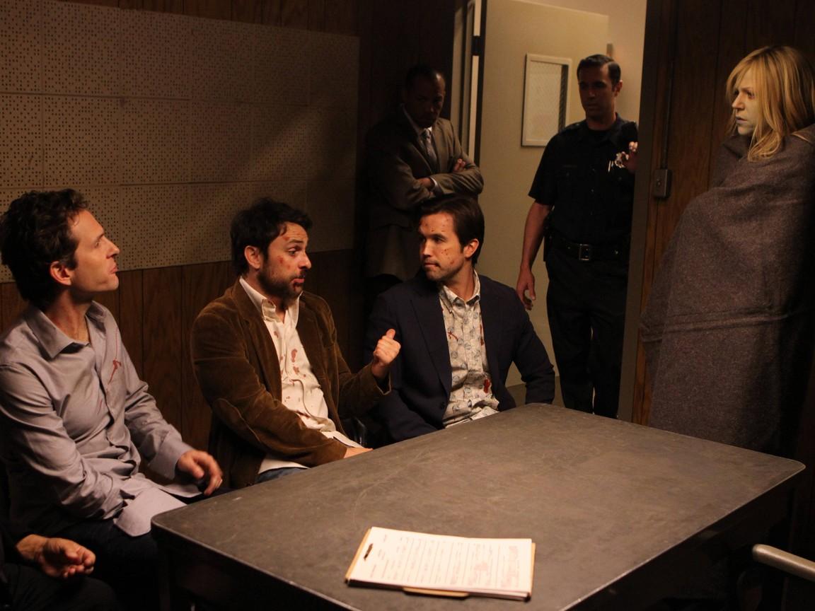 Its Always Sunny in Philadelphia - Season 8 Episode 03: The Maureen Ponderosa Wedding Massacre