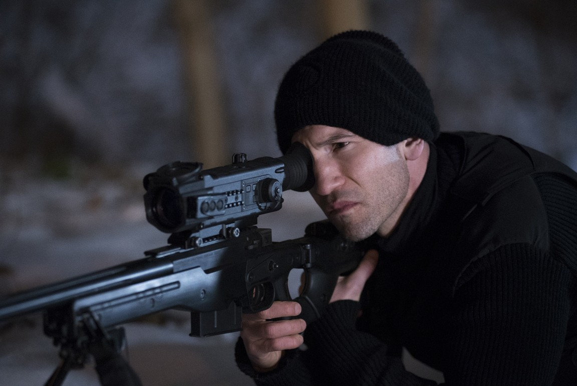 Marvel's The Punisher - Season 1 Episode 07: Crosshairs