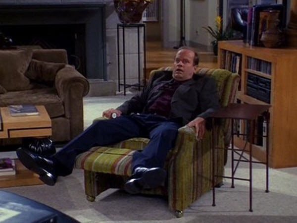 Frasier - Season 7 Episode 10: Back Talk (1)