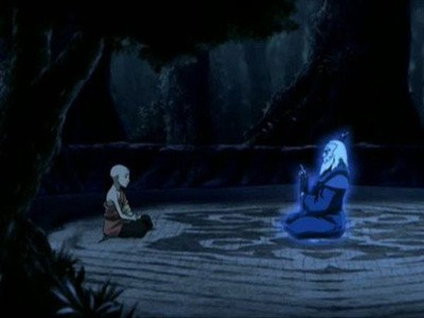 Avatar: The Last Airbender - Book 3: Fire Episode 21: Sozin's Comet, Part 4: Avatar Aang