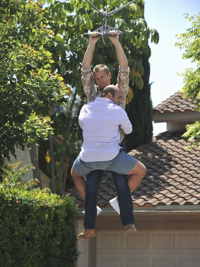 Cougar Town - Season 3 Episode 02: A Mind With A Heart Of Its Own