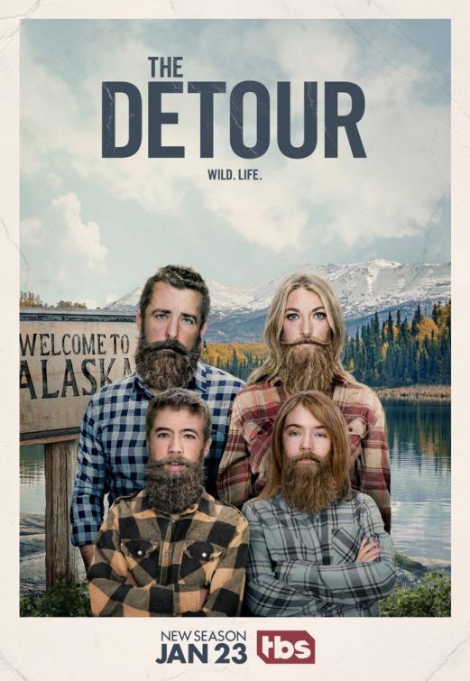 The Detour - Season 3