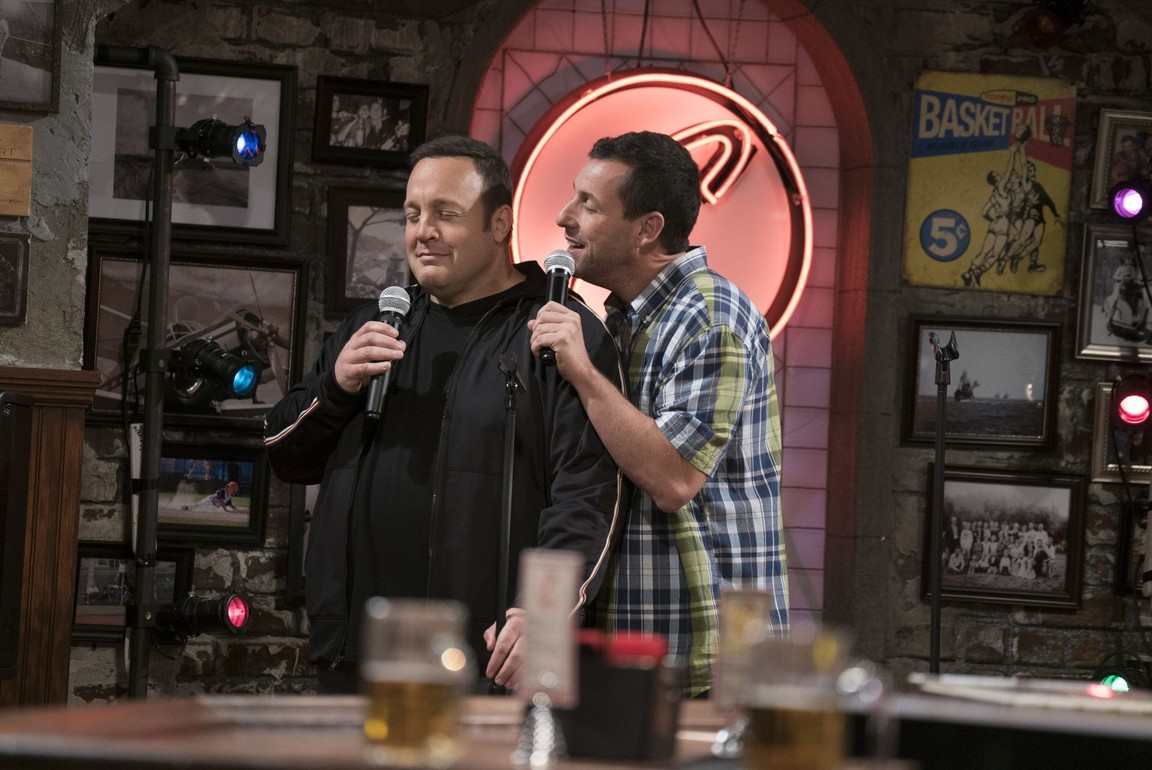 Kevin Can Wait - Season 1 Episode 08: Who's Better Than Us?
