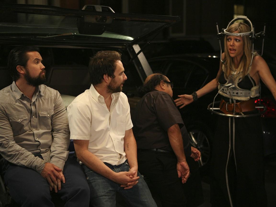 Its Always Sunny in Philadelphia - Season 7 Episode 13: The High School Reunion Part 2: The Gang's Revenge