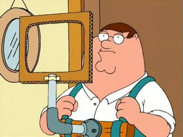 Family Guy - Season 1 Episode 2: I Never Met the Dead Man