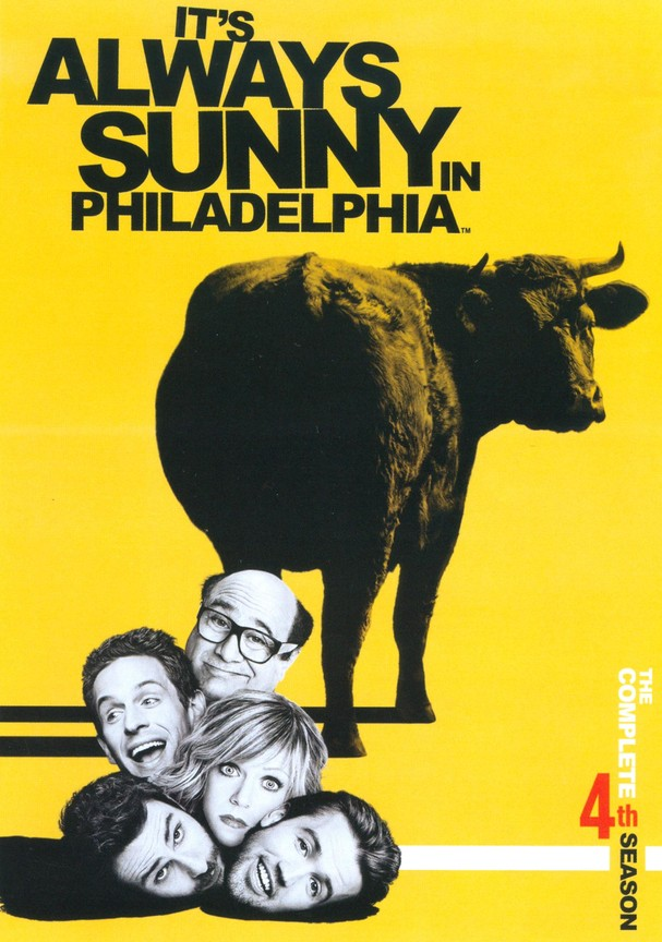 Its Always Sunny in Philadelphia - Season 4