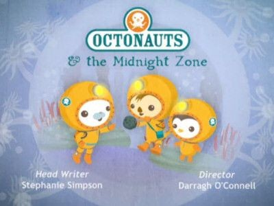 The Octonauts - Season 1 Episode 18: The Midnight Zone