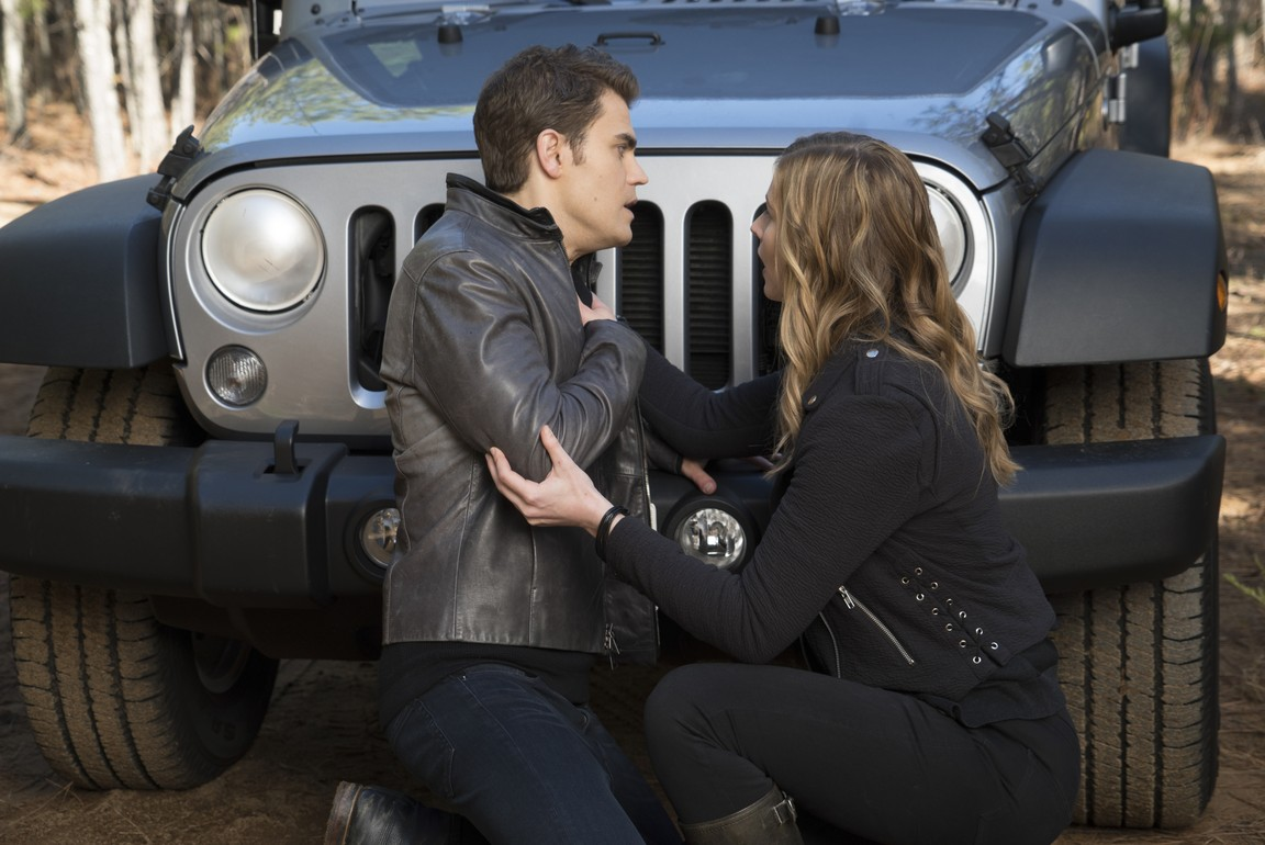 The Vampire Diaries - Season 7 Episode 15: I Would for You