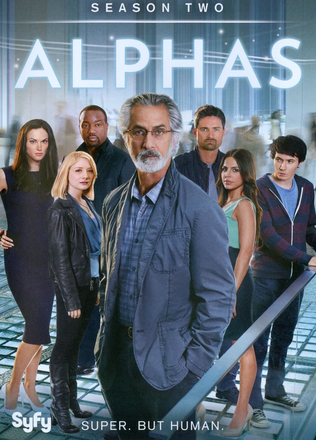 Alphas - Season 2 Episode 12: Need to Know
