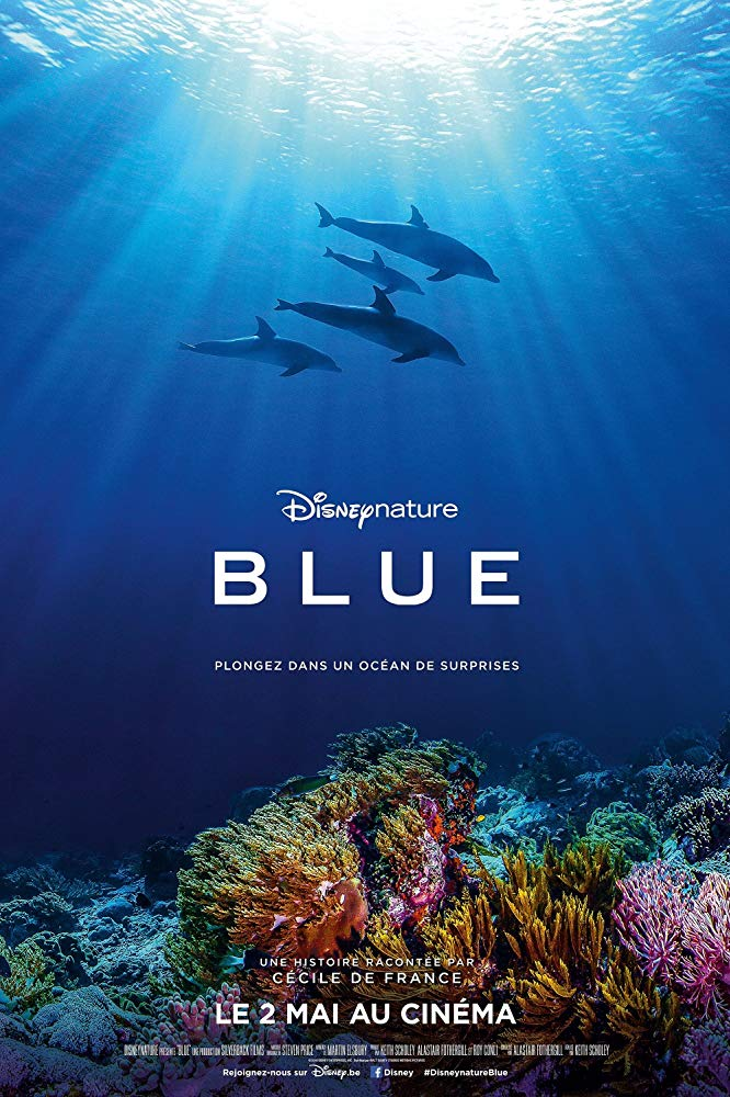 Dolphins (Disneynature Blue)