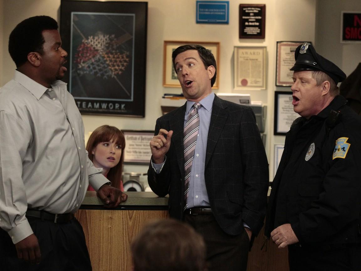 The Office - Season 8 Episode 13: Jury Duty